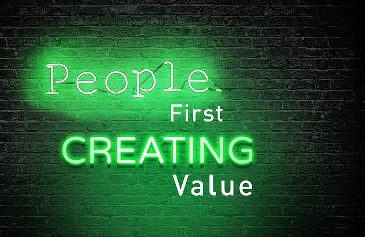 people first creating value - Grove Venture