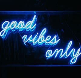 Good Vibes Only - Grove Venture