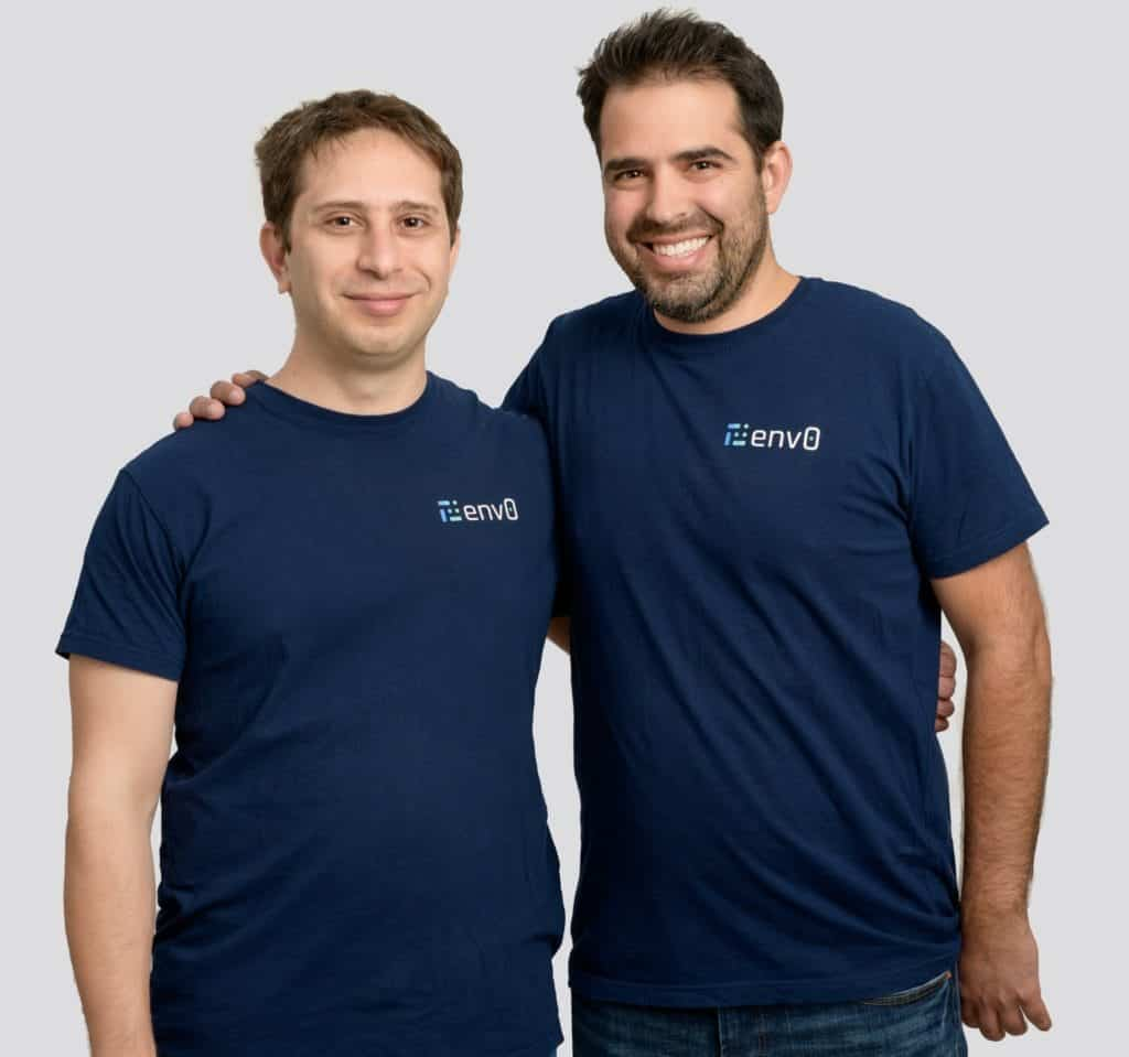 Grove Venture with ENV shirts
