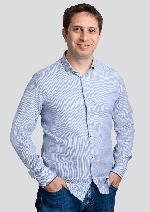 Ohad Maislish, CEO of Grove venture capital