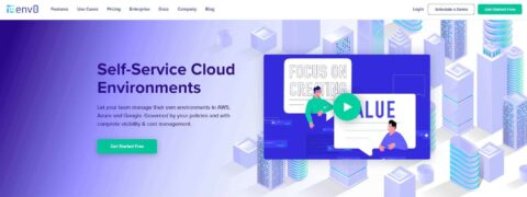 Self-Service Cloud Environments - Grove VC